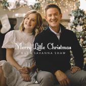 Merry Little Christmas - Mat and Savanna Shaw Cover Art