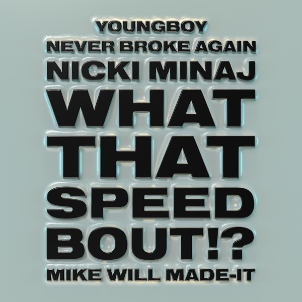 What That Speed Bout!? - Single