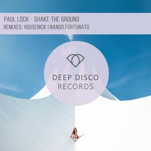 Paul Lock - Shake the Ground Image