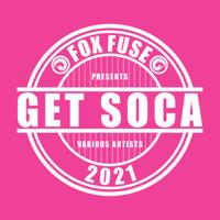 Various Artists - Get Soca 2021 artwork