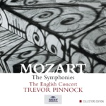 The English Concert & Trevor Pinnock - Symphony No. 40 in G Minor, K. 550: I. Molto Allegro