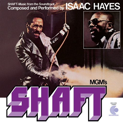 Art for Theme From Shaft by Isaac Hayes
