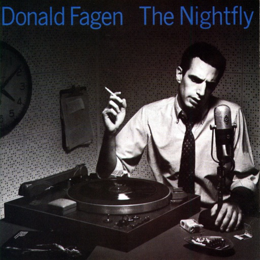 Art for The Nightfly by Donald Fagen