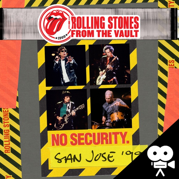 From The Vault: No Security - San Jose 1999 (Live / Video Album)