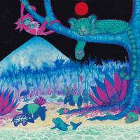 glass beach - alchemist rats beg bashful (remixes) artwork