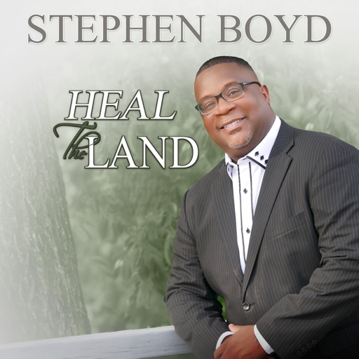Art for Heal the Land by Stephen Boyd