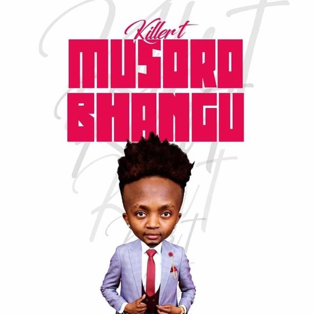 Killer T Musoro Bhangu - Single Album Cover