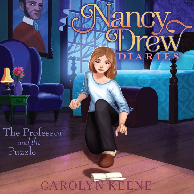 The Professor And The Puzzle By Carolyn Keene On Itunes