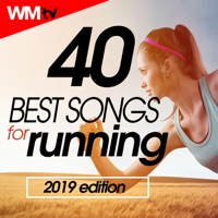 Various Artists - 40 Best Songs For Running 2019 Edition (40 Unmixed Compilation for Fitness & Workout 145 - 191 Bpm - Ideal for Running, Jogging)