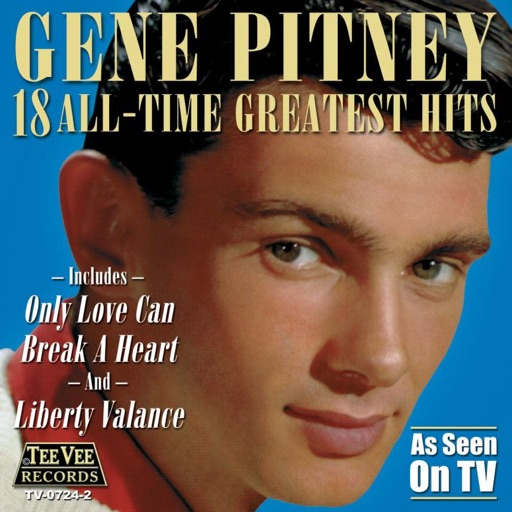 Art for Town Without Pity by Gene Pitney