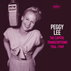 Peggy Lee - Lover, Come Back to Me! artwork