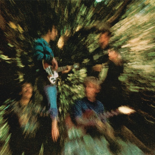 Art for Born On The Bayou by Creedence Clearwater Revival