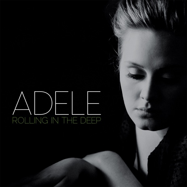 Adele mit Rolling In the Deep