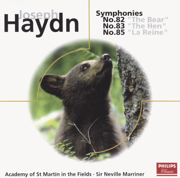 EUROPESE OMROEP | Symphony in G Minor, Hob. I:83