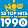 Various Artists - NOW: 25 Top Hits of the 1990's