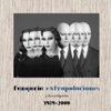 Fangoria - Extrapolaciones y dos preguntas 1989-2000 portada