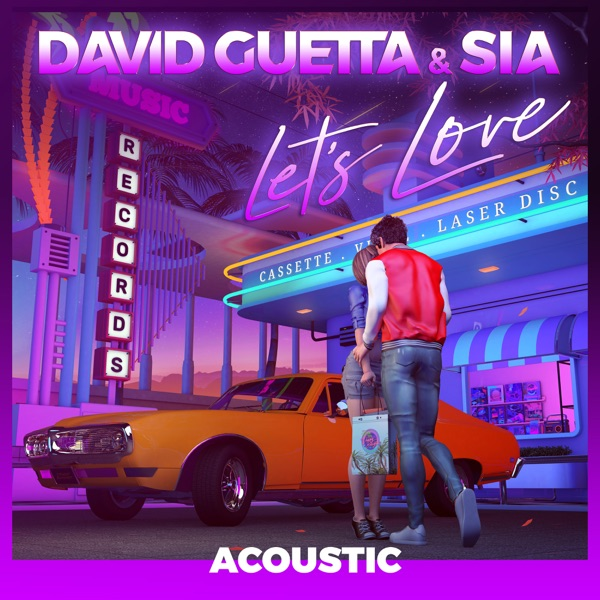 Let's Love (Acoustic) - Single