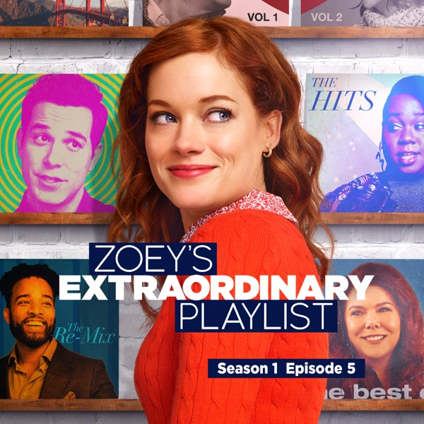 Zoey's Extraordinary Playlist: Season 1, Episode 5 (Music From the Original TV Series) - EP