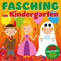 Peter Huber - Fasching im Kindergarten - 20 Kinderlieder für die Faschings-Party artwork