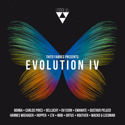 Thito Fabres Presents: Evolution IV by Various Artists