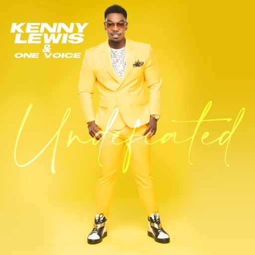 Art for Undefeated by Kenny Lewis & One Voice