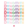 BTS - Dynamite (Poolside Remix) artwork