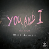Will Armex - You and I (feat. Katy M) artwork