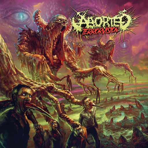 Art for Squalor Opera by Aborted