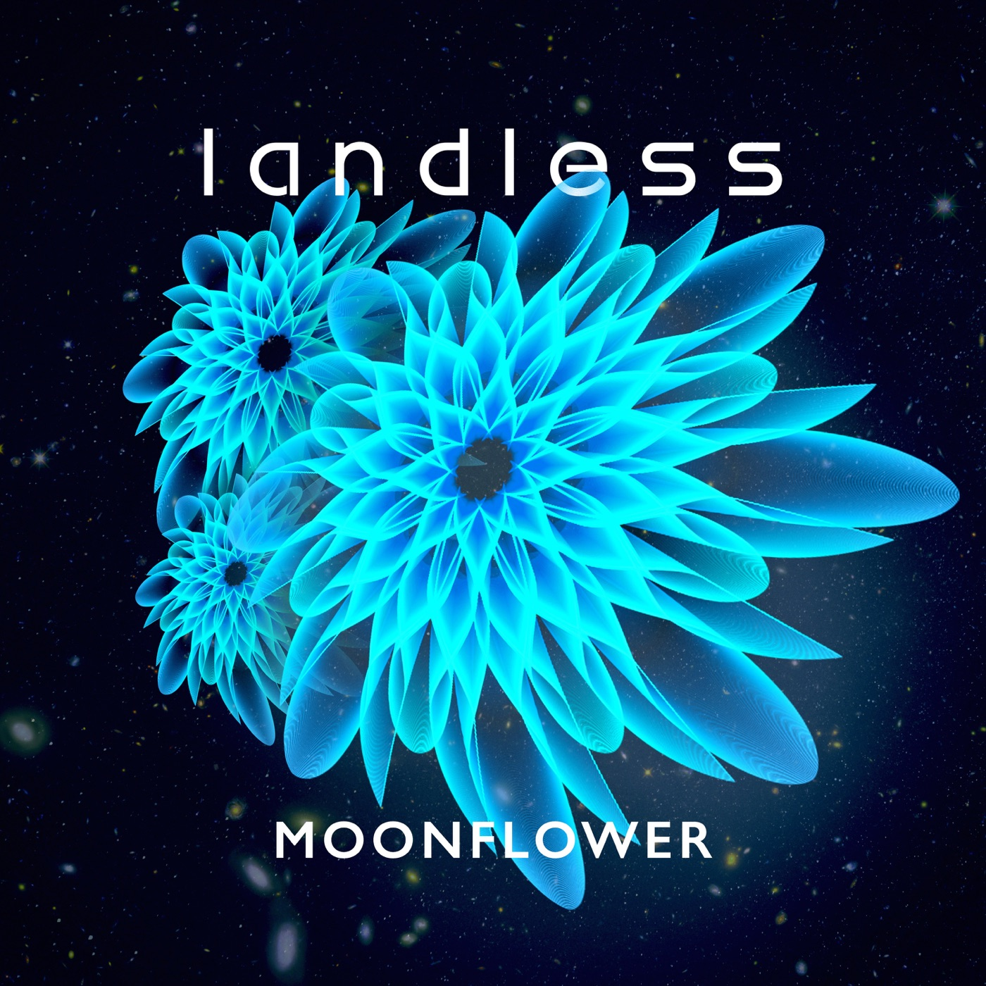 landless - Moonflower [EP] (2019)