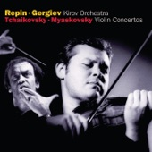 Violin Concerto in D, Op. 35: II. Canzonetta (Andante) artwork