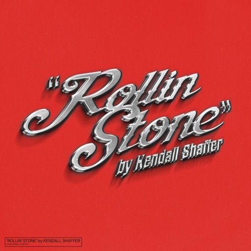 Art for Rollin' Stone by Kendall Shaffer