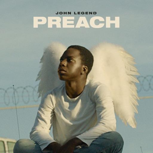 Art for Preach by John Legend