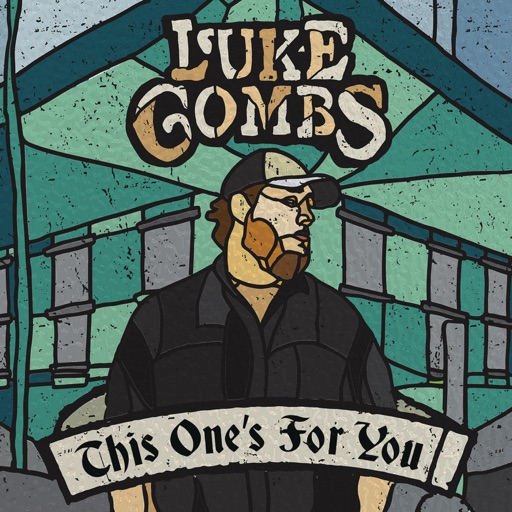 Art for One Number Away by Luke Combs