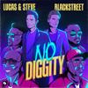 Lucas & Steve & Blackstreet - No Diggity kunstwerk