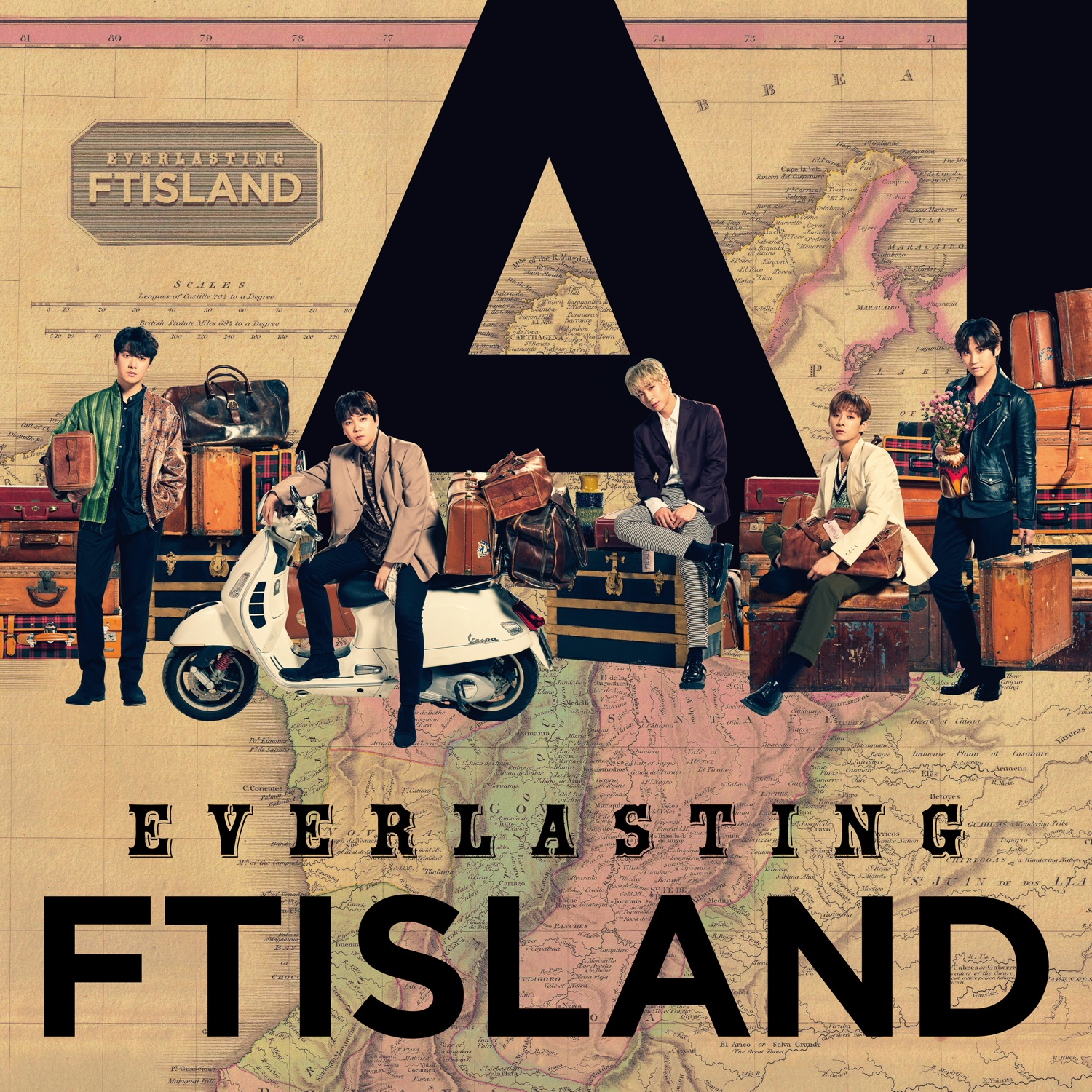 FTISLAND – God Bless You – Single (ITUNES MATCH AAC M4A)