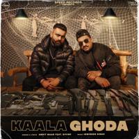 Amrit Maan - Kaala Ghoda (feat. Divine) artwork