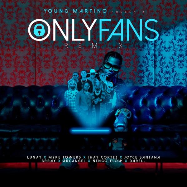 Only Fans (Remix) [feat. Jhay Cortez, Arcángel, Darell, Ñengo Flow, Brray & Joyce Santana] - Single