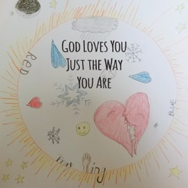 God Loves You Just The Way You Are Feat Janna Laforgey
