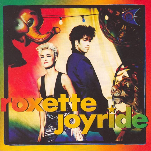 Art for Joyride by Roxette
