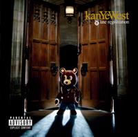 Kanye West - Late Registration artwork