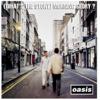 Oasis - Wonderwall artwork