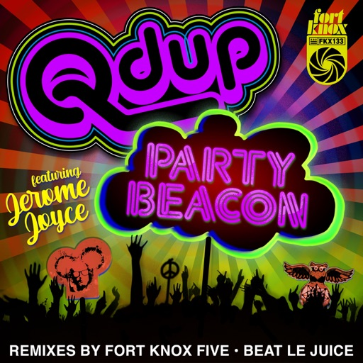 Party Beacon Remixes - EP by Qdup