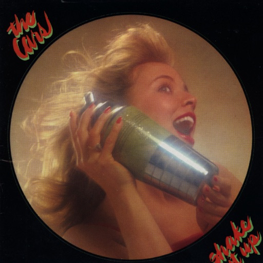 Art for Shake It Up by The Cars