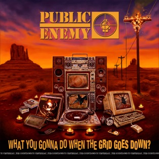 Public Enemy – What You Gonna Do When The Grid Goes Down? [iTunes Plus AAC M4A]