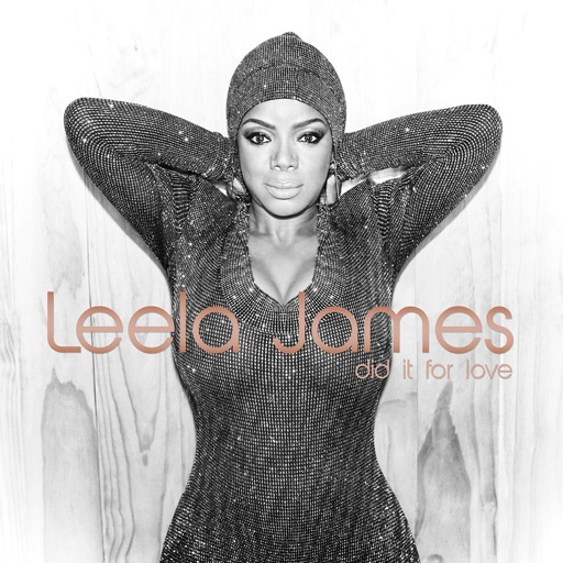 Art for Don't Want You Back by Leela James