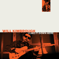 Will Kimbrough - I Like It Down Here artwork