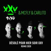 Désolé pour hier soir XXV (feat. McFly et Carlito) [Remix 2020] - Tryo