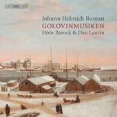 Golovinmusiken, BeRI 1: No. 10, Sinfonia artwork