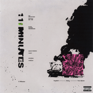 YUNGBLUD & Halsey - 11 Minutes feat. Travis Barker