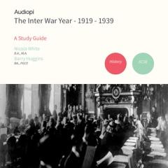 Inter War Year 1919-1939 History GCSE Study Guide (Unabridged)